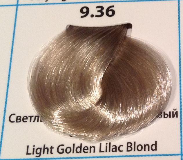 9.36 Светлый золотисто-сиреневый блондин 60 мл CONCEPT SOFT TOUCH