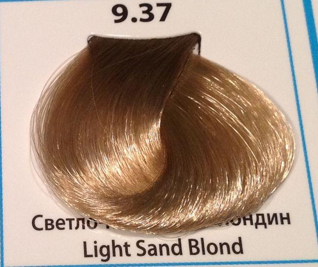 9.37  Светло-песочный блондин 60 мл CONCEPT SOFT TOUCH