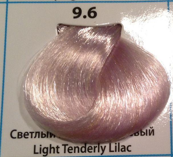 9.6 Светло нежно-сиреневый 60 мл CONCEPT SOFT TOUCH