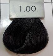 Berrywell 1.00 Черный интенсивный натуральный. Краска для волос