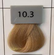 Berrywell 10.3 Экстра светлый блондин золотистый. Краска для волос