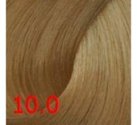 10.0 Очень светлый блондин 60 мл PERMANENT color cream CONCEPT