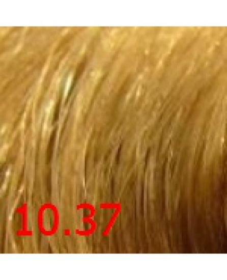 10.37 Очень светлый песочный блондин 60 мл PERMANENT color cream CONCEPT