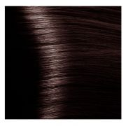 """4.45 коричневый медный махагоновый крем-краска для волос с кератином """"Magic Keratin"""" 100 мл"""