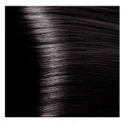 """4.81 коричневый какао пепельный крем-краска для волос с кератином """"Magic Keratin"""" 100 мл"""