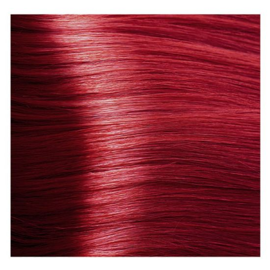 S усилитель красный 06, крем-краска для волос с экстрактом женьшеня и рисовыми протеинами
