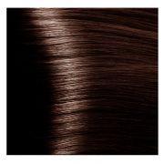 """5.35 светлый коричневый каштановый золотистый крем-краска для волос с кератином """"Magic Keratin"""" 100 мл"""