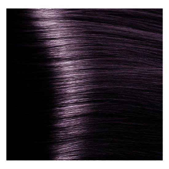 Краска для волос 4.20 S фиолетово-коричневый экст.женьш и рис. протеинами 100 мл