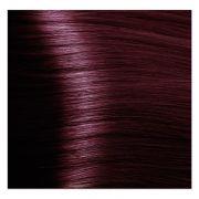 Краска для волос 6.62 S темный красно-фиолетовый блонд экст.женьш и рис. протеинами 100 мл