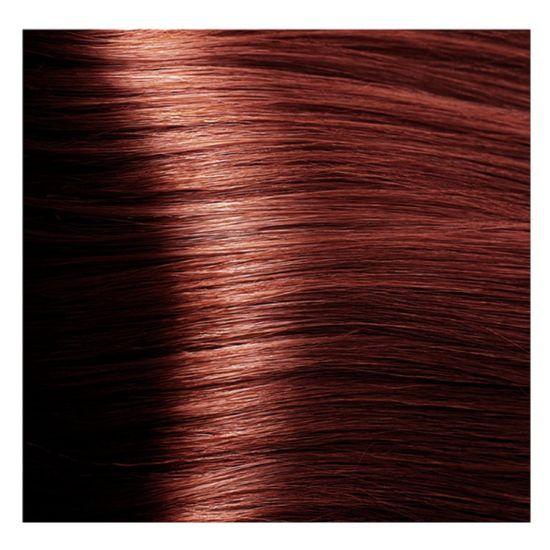 Краска для волос 6.64 S темный красно-медный блонд экст.женьш и рис. протеинами 100 мл