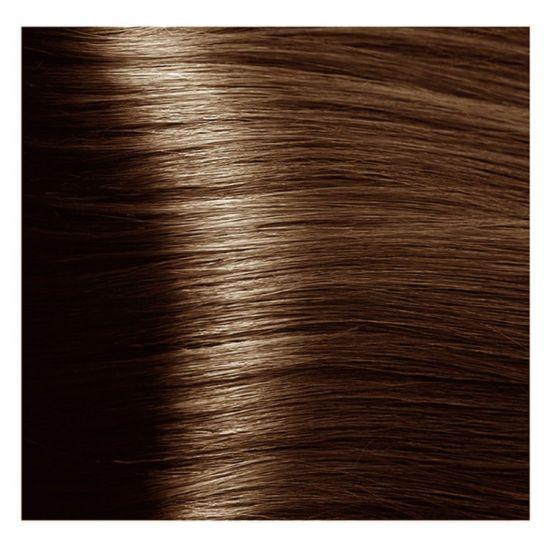 Краска для волос 6.85 S темный коричнево-махагоновый блонд экст.женьш и рис. протеинами 100 мл