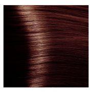 """5.43 светлый коричневый медный золотистый крем-краска для волос с кератином """"Magic Keratin"""" 100 мл"""