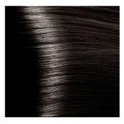"""5.81 светлый коричневый шоколадно-пепельный крем-краска для волос с кератином """"Magic Keratin"""" 100 мл"""