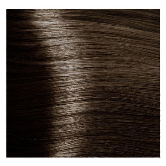 """6.11 темный блондин интенсивный пепельный крем-краска для волос с кератином """"Magic Keratin"""" 100 мл"""