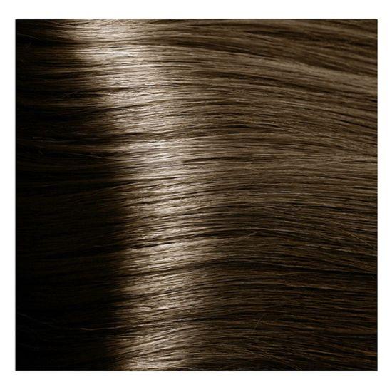 """7.07 блондин натуральный холодный крем-краска для волос с кератином """"Magic Keratin"""" 100 мл"""