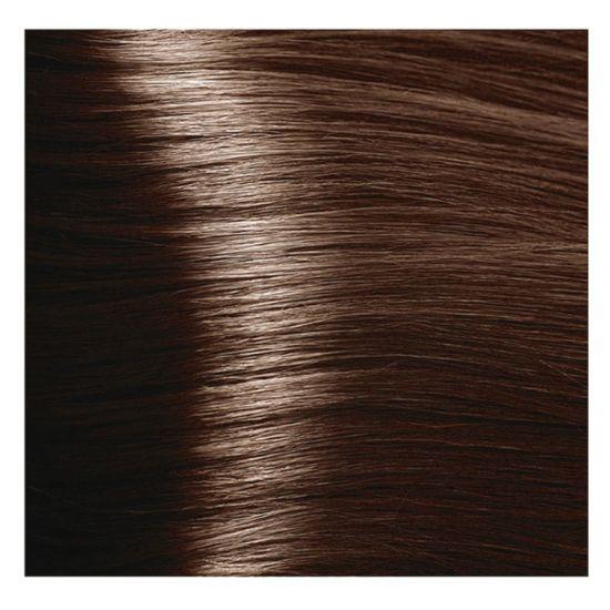 """7.53 блондин каштановый крем-краска для волос с кератином """"Magic Keratin"""" 100 мл"""