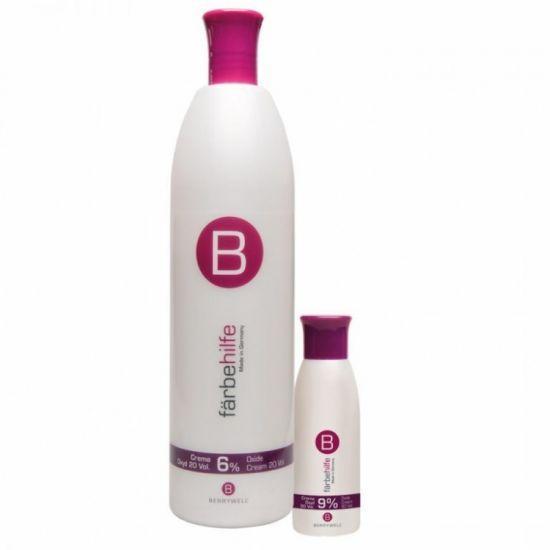 Berrywell,  Ухаживающий крем-окислитель, 1,9% 1001 мл.