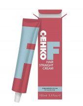 Выпрямляющий крем для  вьющихся волос F 150 C:ЕНКО
