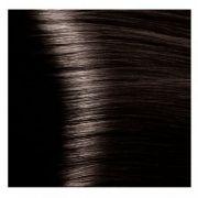 """4.00 коричневый интенсивный крем-краска для волос с кератином """"Magic Keratin"""" 100 мл"""