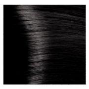 """4.18  коричневый лакричный крем-краска для волос с кератином """"Magic Keratin"""" 100 мл"""