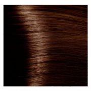"""5.25 светлый коричневый мокко крем-краска для волос с кератином """"Magic Keratin"""" 100 мл"""