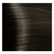 """6.18 темный блондин лакричный крем-краска для волос с кератином """"Magic Keratin"""" 100 мл"""