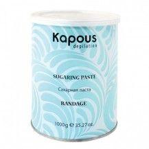 Сахарная паста бандажная в банке Kapous 1000 гр
