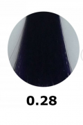 0.28  фиолетовый индиго 80 мл BY FAMA