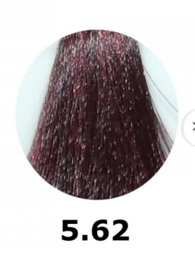 5.62 cветлый каштан красный ирис 80 мл BY FAMA