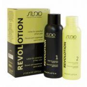 Лосьон для коррекции цвета волос RevoLotion 150+150 мл KAPOUS STUDIO