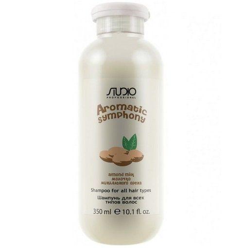 """Шампунь 350 мл """"Молочко миндального ореха"""" для всех типов волос серии """"Aromatic Symphony"""""""