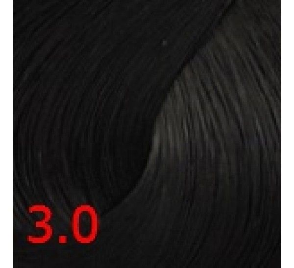 3.0 Темный шатен 60 мл PERMANENT color cream CONCEPT