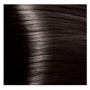 """3.0 темно-коричневый платиновый блонд крем-краска для волос с кератином """"Magic Keratin"""" 100 мл"""