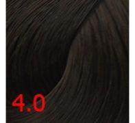 4.0 Шатен 60 мл PERMANENT color cream CONCEPT