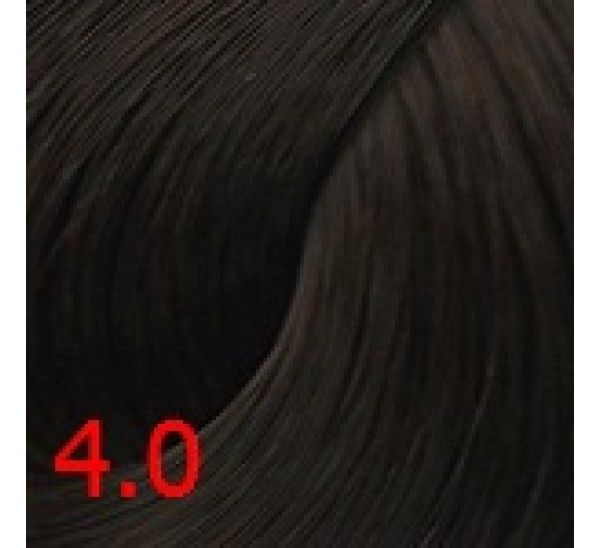 4.0 Шатен 60 мл PERMANENT color cream CONCEPT