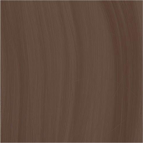ЛЪПОТА Гжель 4.034 средний шатен натуральный золотистый медный. Краска-уход для волос с меланином 60 мл
