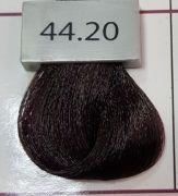 Berrywell 44.20 Средний коричневый интенсивный фиолетовый. Краска для волос