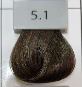 Berrywell 5.1 Светлый коричневый матовый. Краска для волос