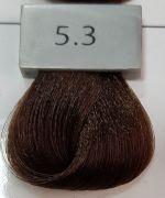 Berrywell 5.3 Светлый коричневый золотистый. Краска для волос