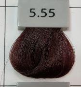 Berrywell 5.55 Светлый коричневый махагон экстра 61 мл. Краска для волос