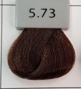 Berrywell 5.73 Светлый коричневый шоколадно-золотистый 61 мл. Краска для волос