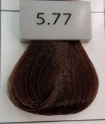Berrywell 5.77 Светлый коричневый шоколадный экстра 61 мл. Краска для волос