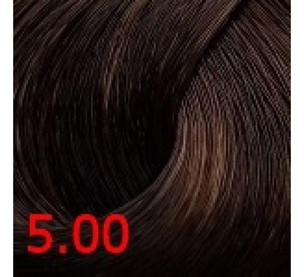 5.00 Интенсивный темно-русый  60 мл PERMANENT color cream CONCEPT