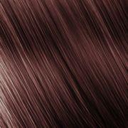 ЛЕПОТА 5.74 Светло-коричневый шоколадный медный 60 мл. Краска для волос
