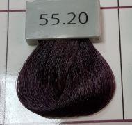 Berrywell 55.20 Светлый коричневый интенсивный фиолетовый. Краска для волос