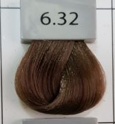 Berrywell 6.32 Темный русый бежевый. Краска для волос