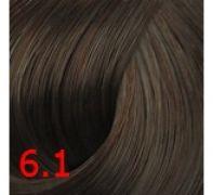6.1 Пепельно-русый 60 мл PERMANENT color cream CONCEPT