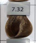 Berrywell 7.32 Средний русый бежевый 61 мл. Краска для волос