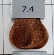 Berrywell 7.4 Средний русый медный. Краска для волос
