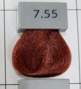 Berrywell 7.55 Средний русый махагон экстра. Краска для волос